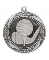 Typhoon Golf Silver Medal