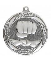 Typhoon Martial Arts Fist Silver Medal