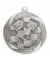 Typhoon Motor Racing Silver Medal