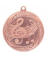 Typhoon Music Notes Bronze Medal