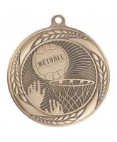 Typhoon Netball Gold Medal