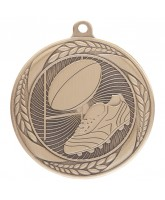 Typhoon Rugby Gold Medal