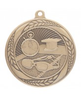 Typhoon Swimming Gold Medal