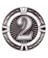 V-Tech 2nd Place Silver Medal 60mm