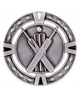 V-Tech Cricket Silver Medal 60mm