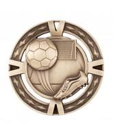 V-Tech Football Gold Medal 60mm
