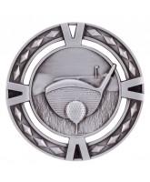 V-Tech Golf Silver Medal 60mm