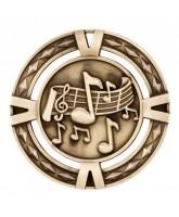 V-Tech Music Gold Medal 60mm