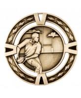 V-Tech Rugby Gold Medal 60mm
