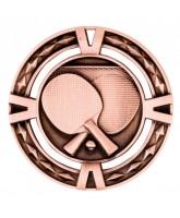 V-Tech Table Tennis Bronze Medal 60mm
