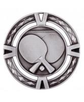 V-Tech Table Tennis Silver Medal 60mm