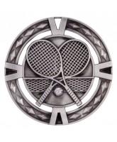 V-Tech Tennis Silver Medal 60mm