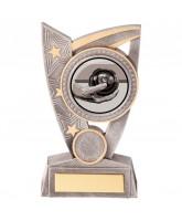 Triumphant Lawn Bowls Trophy
