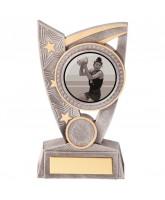 Triumphant Netball Trophy