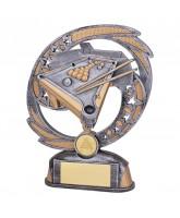 Sonic Boom Pool & Snooker Trophy