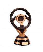 Apex Motorsports Steering Wheel Trophy