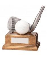 Belfry Golf Iron Trophy
