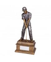 Boston Classic Golfer Trophy