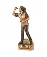 Bullseye Female Darts Trophy