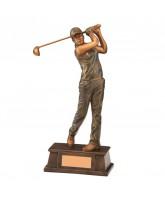 Classical Female Golf Trophy