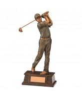 Classical Male Golf Trophy
