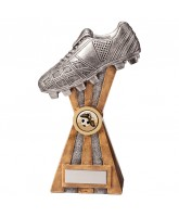 Control Football Boot Trophy