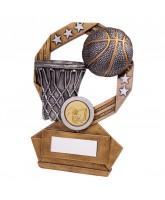 Enigma Basketball Trophy