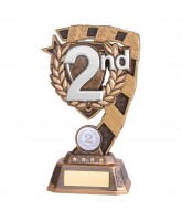 Euphoria 2nd Place Trophy