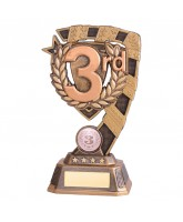 Euphoria 3rd Place Trophy