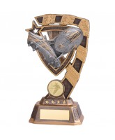 Euphoria Boot and Ball Rugby Trophy