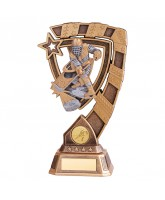 Euphoria Ice Hockey Player Trophy