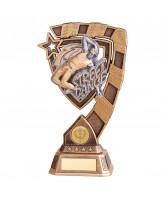 Euphoria Male Street Dance Trophy