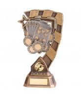 Euphoria Poker Chips Trophy