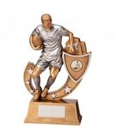 Galaxy Rugby Player Trophy