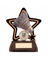 Little Star Badminton Trophy
