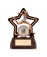 Little Star Female Gymnastics Trophy
