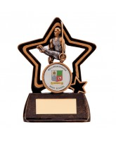 Little Star Male Gymnastics Trophy