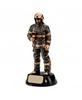 Motion Extreme Firefighter Trophy