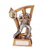 Predator Cricket Fielder Trophy