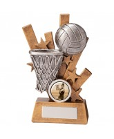 Sentry Netball Trophy