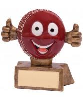 Smiler Kids Cricket Ball Trophy