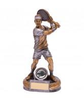 Super Ace Male Tennis Trophy