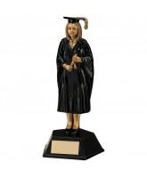 Tribute Female Graduation Trophy