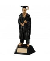 Tribute Male Graduation Trophy