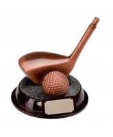 Troon Golf Driver Trophy