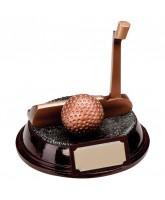 Troon Golf Putter Trophy