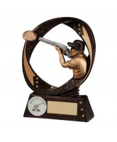 Typhoon Clay Pigeon Shooting Trophy
