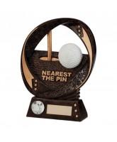 Typhoon Golf Nearest the Pin Trophy