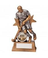 Warrior Star Male Field Hockey Trophy