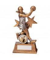 Warrior Star Netball Trophy